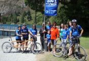 Riders-and-Support-Crew---Arriving-at-Walter-Peak