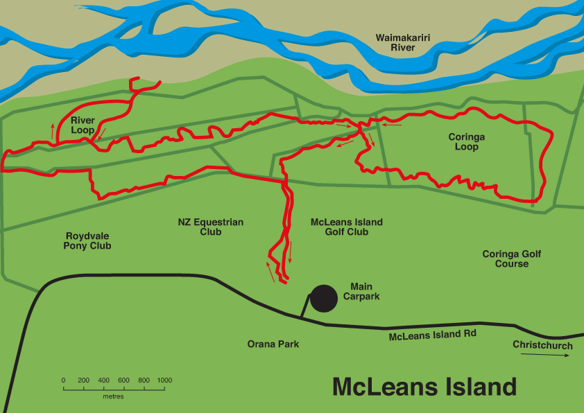 mcleans map